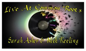 CD Release with Sarah Asher & Nick Keeling @ Common Roots | Cincinnati | Ohio | United States